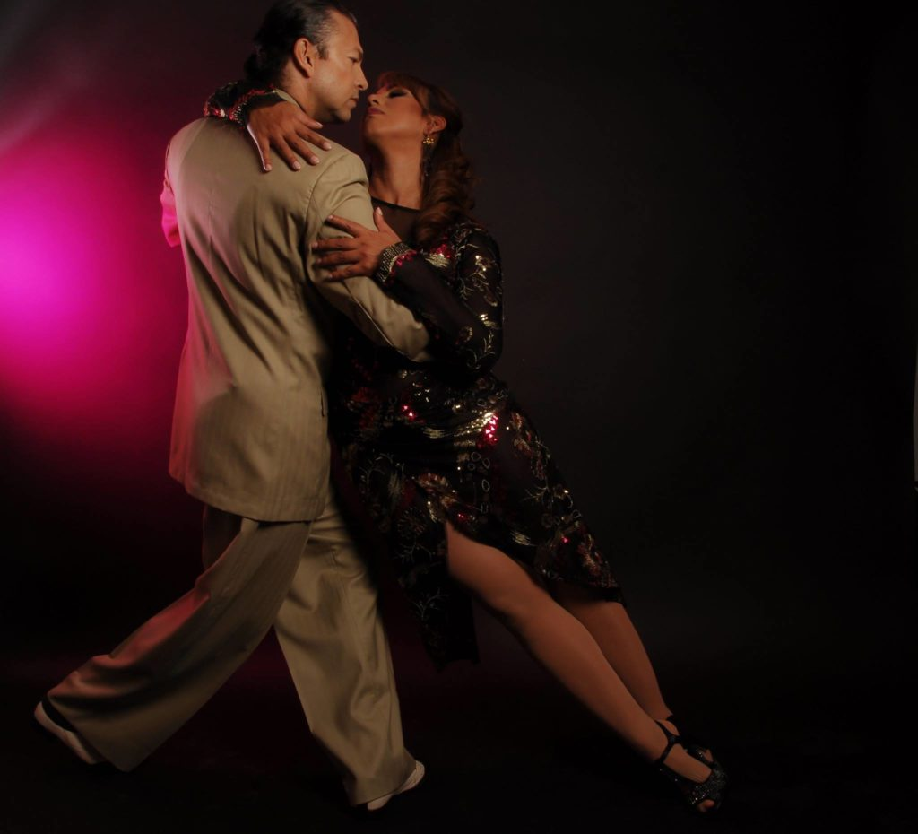Tango lessons in London