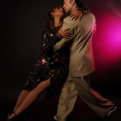 Taking Private Tango Classes