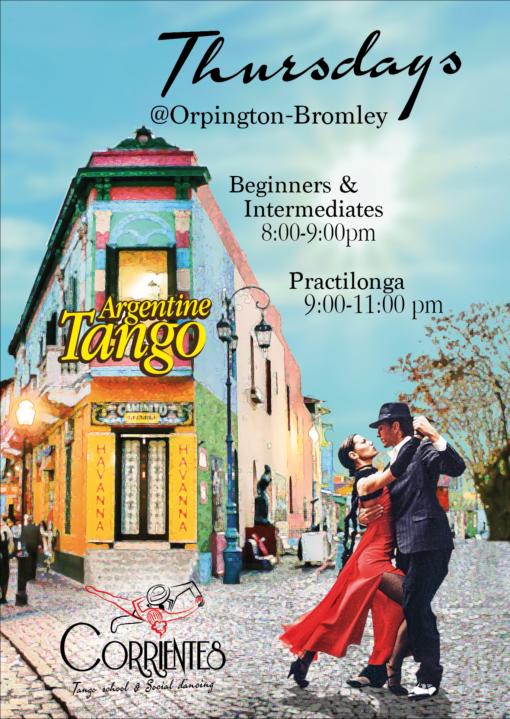 Tango dance Bromley